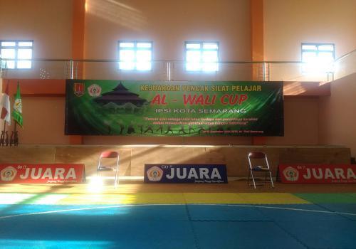 Pencak Silat Alwali cup 2015
